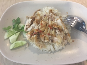 Khao Man Gai ~ such a mouthwatering food =p~
