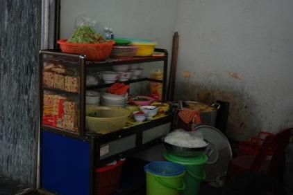 góc bếp chứa bao điều bí mật :))