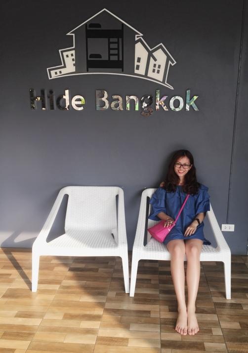 hide bangkok hostel review 7