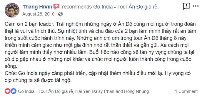 india thang
