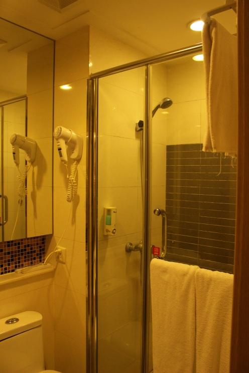 chỗ tắm
